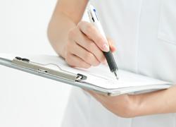STEP.2 問診表の記入